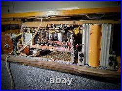 TELEFUNKEN OPUS STUDIO 2650 STEREO vintage valve radio ammplifier