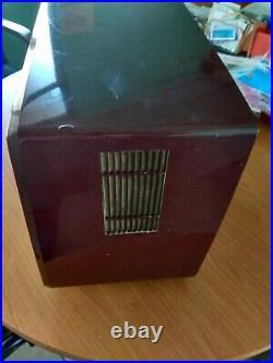 Telefunken Bandola 6161w Tube Vintage Radio