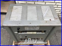 Telefunken vintage sound system 1953 ELA V300 tube radio control speaker