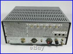 Tempo One Vintage SSB Ham Radio Tube Transceiver (looks good, untested)