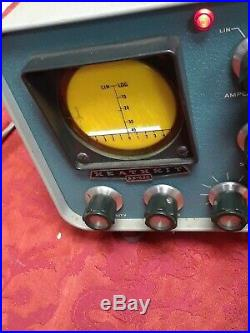 Tested Heathkit SB-620 Scope SB301 300 Tube Ham Radio Vtg rare antenna station
