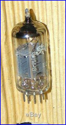 VERY Rare Nos Nib G. E. C ECC83 B339 12AX7 VINTAGE Tube BRITISH Mullard Excellent