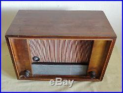 VINTAGE 1930s AEG SUPER 430W TUBE RADIO