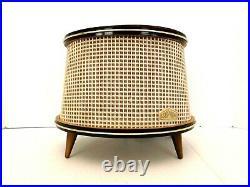 VINTAGE 50s OLD NEAR MINT ISOPHON ANTIQUE GREAT WORKING EXTERNAL RADIO SPEAKER