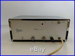 VINTAGE Palomar Skipper 300 CB Ham Radio Linear Tube Amp Amplifier USA Made