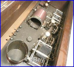VIntage BROWNING DRAKE / SIGNAL 5 TUBE RADIO KIT Untested