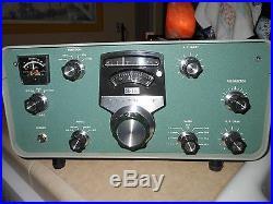 VIntage Heathkit Model SB-310 tube ham radio receiver | Tube