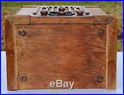 VTG (1934) Zenith 808 TOMBSTONE Broadcast & Shortwave Tube Radio Receiver