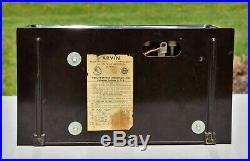 VTG (1950) Arvin 480-TFM AM/FM Tube Radio Receiver