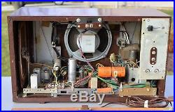 VTG (1959) Emerson 908 AM/FM High Fidelity Stereo Tube Radio Receiver