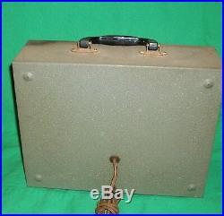 VTG ANTQ EICO RADIO TUBE TESTER ELECTRONIC INSTRUMENT CO BROOKLYN NEW YORK m. 625