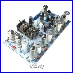 Vacuum Tube FM Radio Vintage Audio Valve Stereo Receiver Assembled