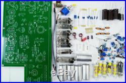 Vacuum Tube FM Radio Vintage Audio Valve Stereo Receiver Assembled Board DIY Kit