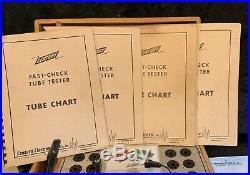 Vacuum Tube Tester Vintage Century FC-2 Guitar HiFi Radio TV Tubes