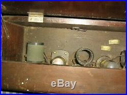 Vintage 1920'S ATWATER KENT Model 20 Receiving Set, Radio