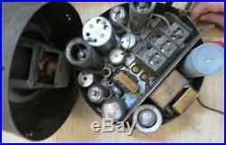 Vintage 1936 American Bosch Automobile Tube Radio model 636 Antique radio