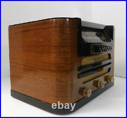 Vintage 1941/42 Philco Model 42-327T Working Tabletop Radio Nice