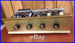 Vintage 1963 Working Allied Radio Knight Kit KG-250 Stereo