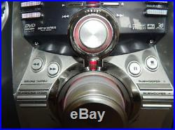 Vintage 2001 JVC HX-D77 Stereo 540-Watt 5-disc CD, Radio
