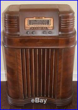 Vintage Antique Philco 40-180 Standing Console RADIO 1939 ... | 250 x 352 jpeg 16kB