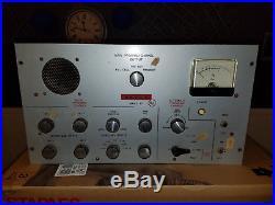 Vintage BOGEN PRESTO MI-1 Project Tube Mixer Ham Radio Amp