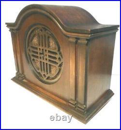 Vintage BRUNSWICK A CATHEDRAL SPEAKER Tested & Working SPEAKER / 1356 ohms