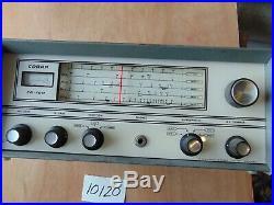 Vintage Codar CR70A Shortwave HF Valve Tube Receiver Radio Ham Citizens Band CB