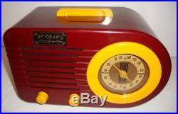 Vintage Collectore Series Fada Bullet Radio, Retro, Deco