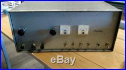 Vintage D & A Phantom Ham Radio Tube Amplifier