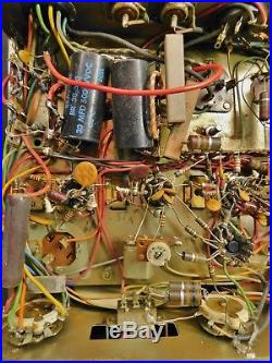 Vintage Demco Satelite Tube CB Radio PARTS Only