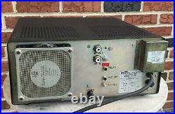 Vintage Dentron Clipperton-L 572B Tube Ham Radio Amplifier Powers On Untested