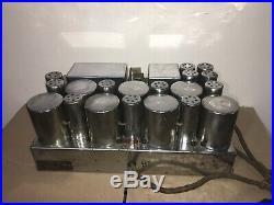 Vintage E. H. Scott Alwave 15 Vintage antique tube radio