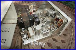 Vintage Gonset G-50 6 Meter Communicator Transceiver HAM Amateur Radio Tube Type