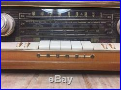 Vintage Grundig 2060 BC/SWithFM Tube Radio Receiver
