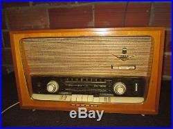 grundig | Tube Radio Vintage