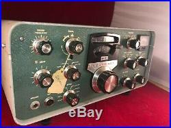 Vintage Heathkit SB-102 Tube HAM Radio Transceiver From Ham Collection NICE