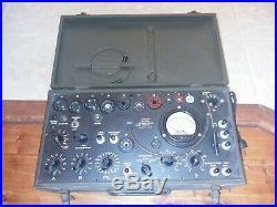 tester | Tube Radio Vintage