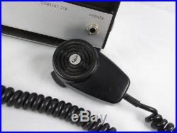 Vintage Lafayette Comstat 25B 23 Ch Vacuum Tube Crystal CB Radio Base Station