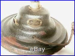 Vintage MAJESTIC HORN SPEAKER 20 hi WORKING AT 1208 ohms with VOLUME CONTROL