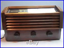 Vintage RCA Victor Tube Radio Model 56X3 | Tube Radio Vintage