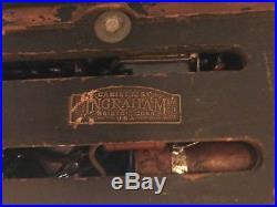 Vintage Radio Emerson Model Cl256 Stradivarius Violin Style Art Deco 30s V/ Rare