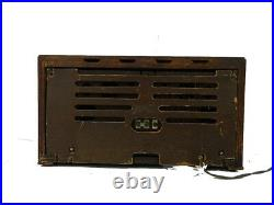 Vintage Restored Zenith 6 S 527