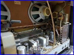 Vintage Saba 300 Stereo / 11 US German Tube Radio Freiburg Automatic HIFI