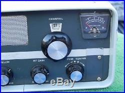 Vintage Sonar FS 23 Tube CB Radio