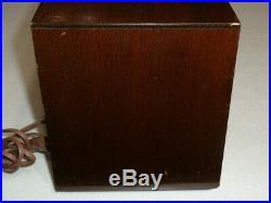 Vintage Telefunken Jubilate de Luxe model 5461W West Germany Tube Radio WORKS