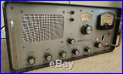 Vintage Tram Titan Tube CB Radio Base Station No Reserve