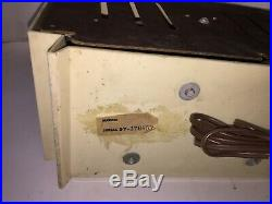Vintage Westinghouse Cream Bakelite Radio Made in USA Works Model H435T5