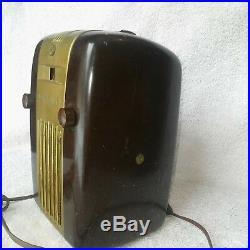 Vintage Westinghouse Model H-125 Little Jewel Radio, Circa 1945 -1947