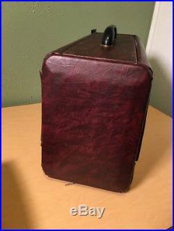 Vintage Zenith 8G005Y1 ShortWave Tube Radio Trans-Ocean World Band Portable