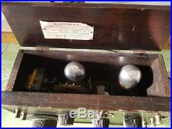 regenerative | Tube Radio Vintage